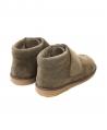 Zapatos Bebe Niño Ante Caqui