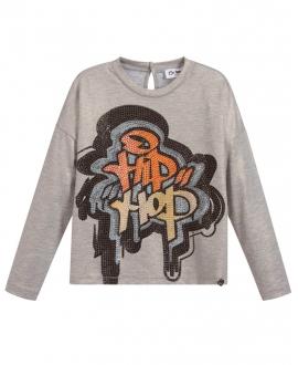 Camiseta Niña SO TWEE Hip Hop Strass