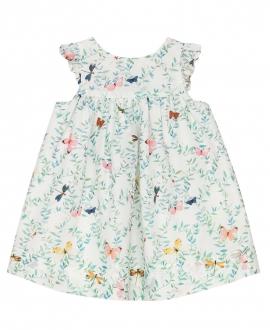 Vestido Bebe Niña TARTINE ET CHOCOLAT Mariposas