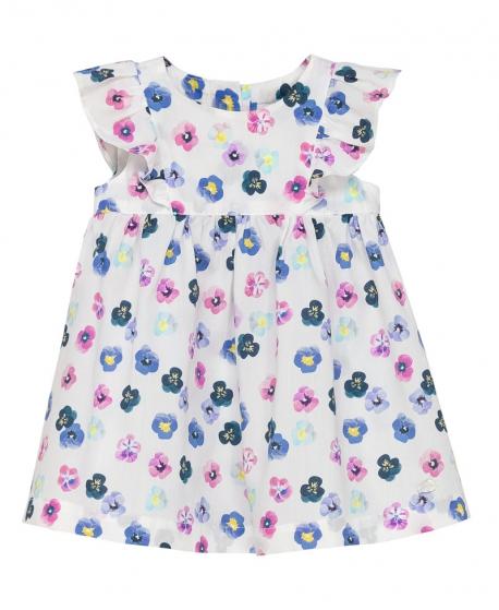 Vestido Bebe Niña TARTINE ET CHOCOLAT Estampado Floral