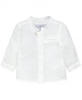 Camisa Niño TARTINE ET CHOCOLAT Blanco Lino