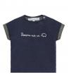 Camiseta Niño TARTINE ET CHOCOLAT Marino Erizo
