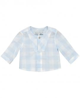 Camisa Bebe Niño TARTINE ET CHOCOLAT Cuadros Azul