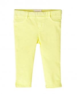 Pantalon Loneta Amarillo NANOS Bebe Niño