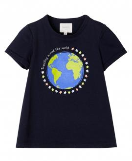 Camiseta Punto Marino NANOS Niño Planeta