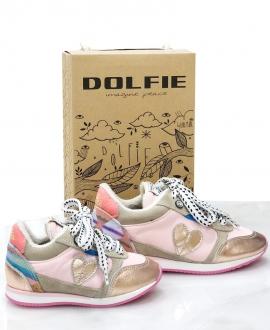 Zapatillas DOLFIE Edgar Pink