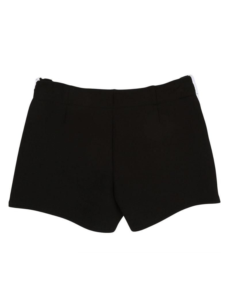 lindos zapatos elige mejor nuevos productos para Short Niña KARL LAGERFELD Negro Neopreno Ligero - Ro Infantil
