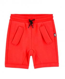 Pantalon Corto Niño KARL LAGERFELD Rojo