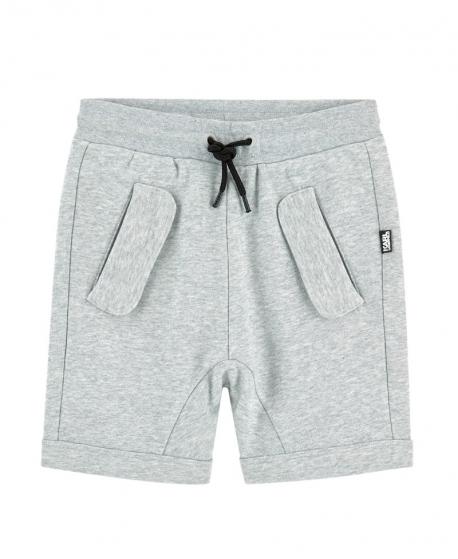 Pantalon Corto Niño KARL LAGERFELD Gris