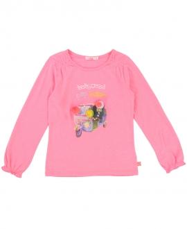 Camiseta Niña BILLIEBLUSH Rosa Bollywood