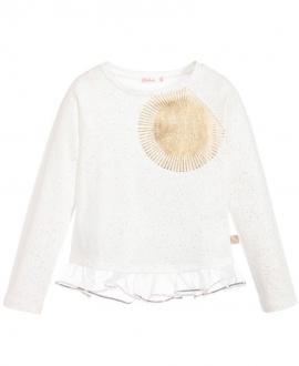 Camiseta Niña BILLIEBLUSH Sunshine Oro
