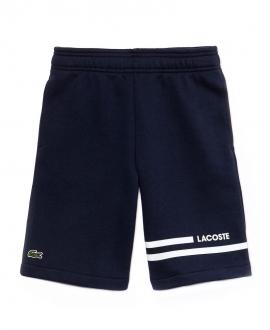 Pantalon Corto Niño LACOSTE Sport Marino