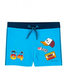 Bañador Niño LITTLE MARC JACOB Azul
