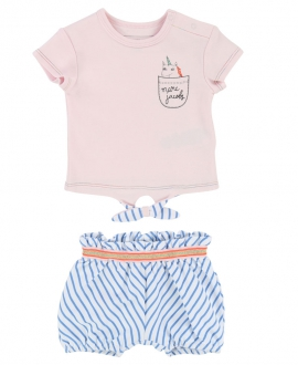 Conjunto Bebe Niña LITTLE MARC JACOB Rosa