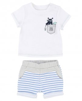 Conjunto Bebe Niño LITTLE MARC JACOB Dragón