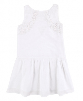 Vestido Niña CARREMENT BEAU Blanco