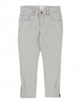 Pantalon Niña CARREMENT BEAU Denim Gris