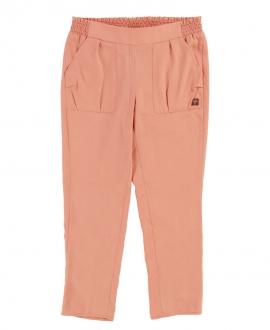 Pantalon Niña CARREMENT BEAU Cintura Fruncida