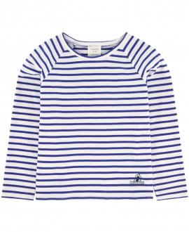 Camiseta Niño CARREMENT BEAU Rayas