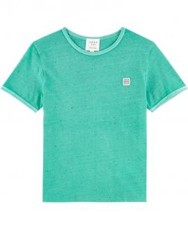 Camiseta Niño CARREMENT BEAU Verde
