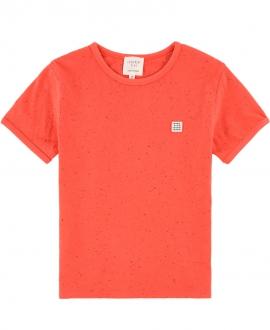Camiseta Niño CARREMENT BEAU Naranja