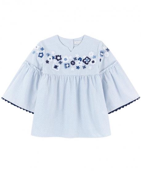 Blusa Niña TARTINE ET CHOCOLAT Bordado Flores
