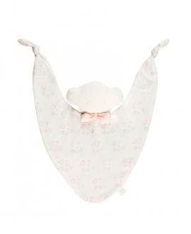 Doudou BABY TOUS Nudos Constel Rosa