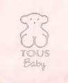Set Baberos BABY TOUS Constel Rosa