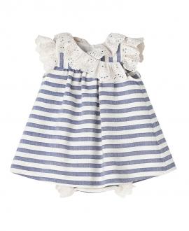 Mini Azul NANOS Bebe Niña