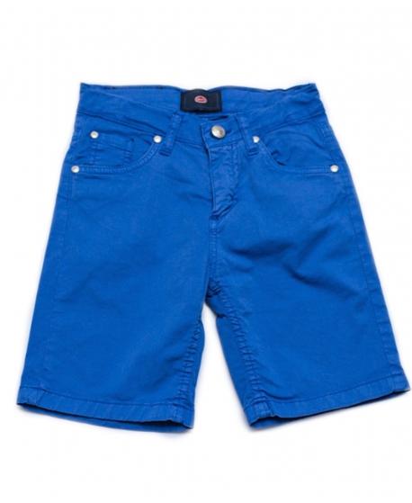 Pantalon Corto Niño BUGATTI Denim Azul