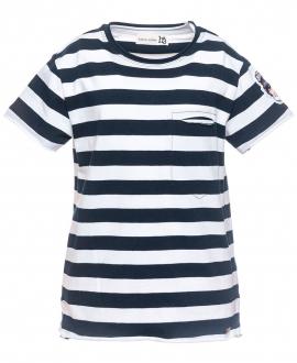 Camiseta Niño MONNALISA Marinera