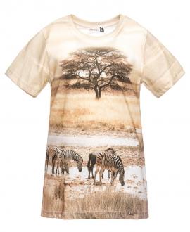 Camiseta Niño MONNALISA Sabana