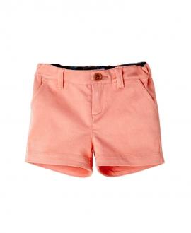 Pantalon Naranja Corto NANOS Bebe Niño