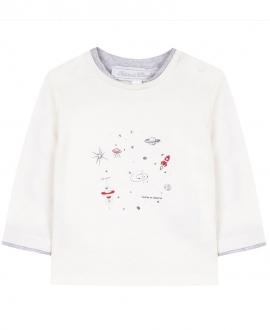 Camiseta Niño TARTINE ET CHOCOLAT Universo Red