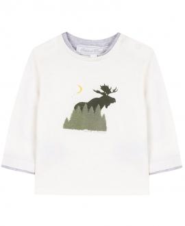 Camiseta Niño TARTINE ET CHOCOLAT Alce