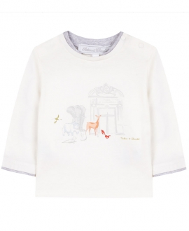 Camiseta Niño TARTINE ET CHOCOLAT Animales Perla