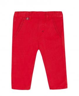 Pantalon Chino Niño TARTINE ET CHOCOLAT Rojo