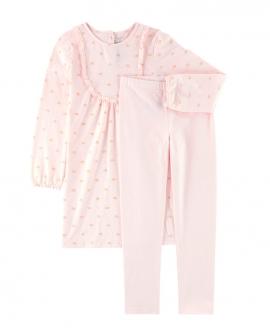 Pijama Niña TARTINE ET CHOCOLAT Rosa
