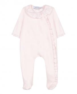Pijama Bebe TARTINE ET CHOCOLAT Velvet Rosa