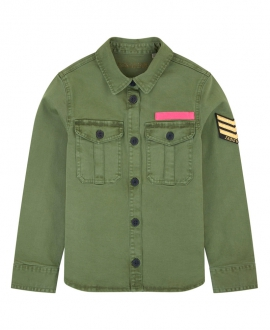 Camisa Niña ZADIG & VOLTAIRE Militar