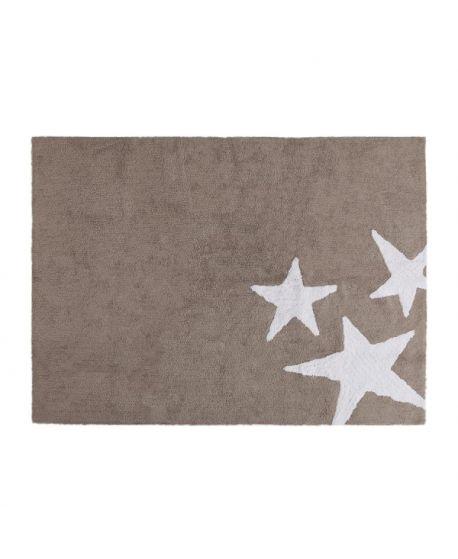 Alfombra Lavable Lorena Canals Tres Estrellas Linen