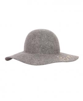 Sombrero Niña CHLOÉ Lana Gris