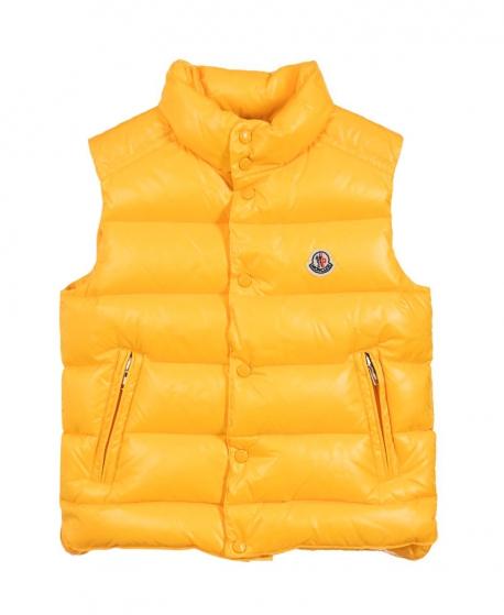 Moncler Chalecos para  amarillo