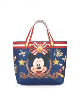 Bolso Niña MONNALISA Mickey Mouse