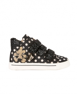 Sneakers Niña MONNALISA Lunares Mickey