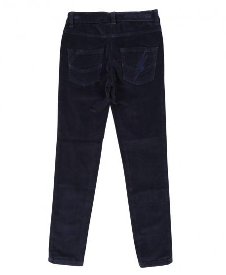 Pantalon Niña ZADIG & VOLTAIRE Terciopelo Azul