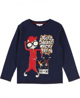 Camiseta Niño LITTLE MARC JACOB