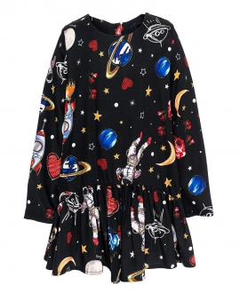 Vestido Niña MONNALISA Espacio