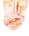 Pelele Bebe Niña MONNALISA Flores Rosas