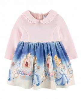 Vestido Bebe Niña MONNALISA Cenicienta